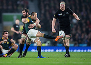 RWC - South Africa v New Zealand - Semi-Final 1 - 24/10/2015