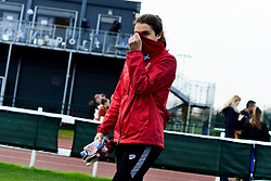 Eartha Cumings of Bristol City  - Mandatory by-line: Ryan Hiscott/JMP - 24/11/2019 - FOOTBALL - Stoke Gifford Stadium - Bristol, England - Bristol City Women v Manchester City Women - Barclays FA Women's Super League