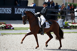 Bakken Silje, NOR, Boegegaardens Santiago<br /> Longines FEI/WBFSH World Breeding Dressage Championships for Young Horses - Ermelo 2017<br /> © Hippo Foto - Dirk Caremans<br /> 03/08/2017