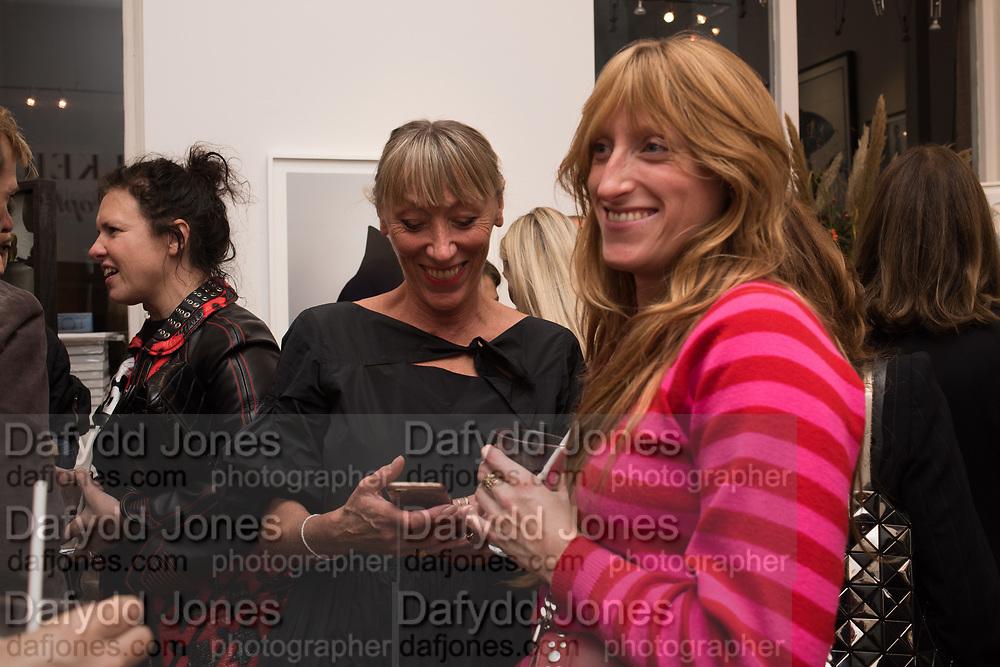 MORWENNA LYTTON-COBBOLD, AND HER MOTHER, Tim Walker portraits, Michael Hoppen Gallery, Chelsea. 23 October 2019