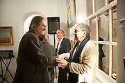 ANDREW BIRKIN; STEPHEN FREARS, Stanley Kubrick's Napoleon. The Greatet Movie Never Made. Book launch.  Published by Taschen. Launch held at Kubrick's family home Childwickbury House. Harpenden. 8 December 2009