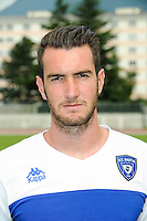Mathieu PEYBERNES - 19.07.2014 - Bastia / Evian Thonon - Match Amical<br /> Photo : Jean Paul Thomas / Icon Sport