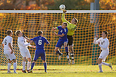 2012 NJSIAA Group 1 South Boys Soccer 2nd Round: Gateway at Pitman - November 6, 2012