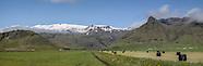 Eyjafjöll og Eyjafjallajökull