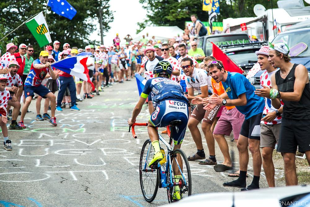 104th Tour De France (2017) / Stage 9 - Nantua › Chambery (181.5km) / Photo: Tornanti.cc