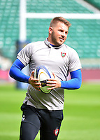 Drew MITCHELL - 01.05.2015 - Captains' Run de Toulon avant la finale - European Rugby Champions Cup -Twickenham -Londres<br /> Photo : David Winter / Icon Sport