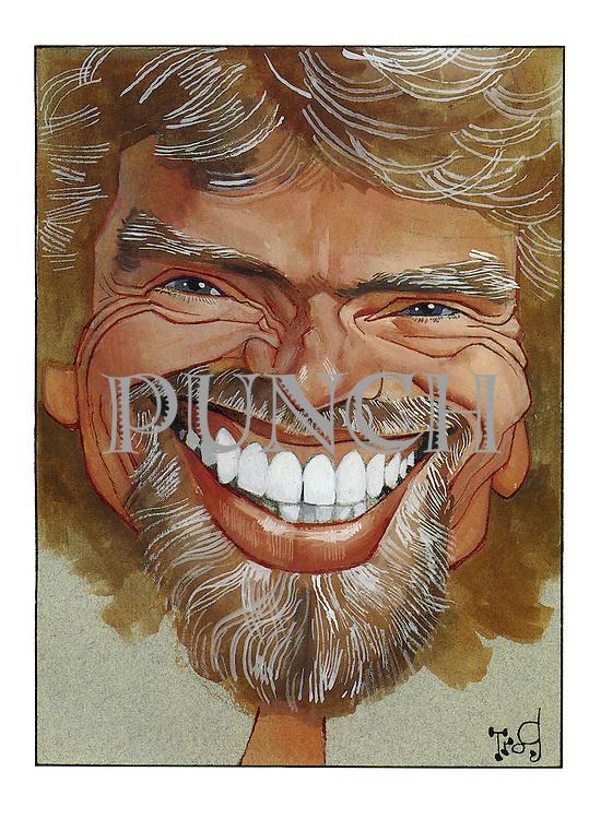 Passing Through (Richard Branson)