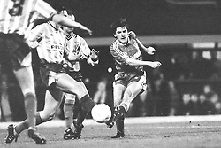 Peter Beardsley Liverpool, Coventry City v Liverpool, Highfield Road,  1991