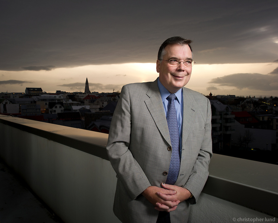 Geir Hilmar Haarde (born 8 April 1951) was Prime Minister of Iceland from 15 June 2006 to 1 February 2009 and Chairman of the Icelandic Independence Party from 2005 to 2009. In September 2010, Geir became the first Icelandic minister to be indicted for misconduct in office, and will stand trial before the Landsdómur, a special court for such cases.