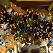 [date}  --- SPORTS SHOOTER ACADEMY --- The Sports Shooter Academy IV Class Photo. Photo by Jordan Murph, Sports Shooter Academy Behind the Scenes with the cast and crew of Sports Shooter Academy.