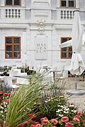 Café Maskaron, Eisenstadt.ArchitektIn: Klaus-Jürgen Bauer