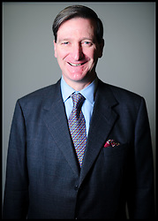 Portrait of Dominic Grieve, Member of Parliament for Beaconsfield, January 12, 2010. Photo By Andrew Parsons / i-Images.
