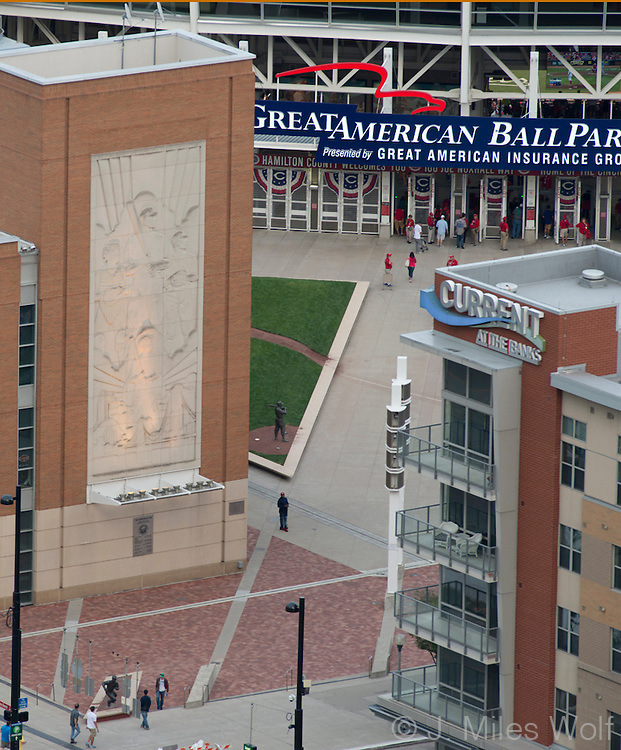 Entrance to Great American Ball Park