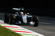 September 2, 2016: Lewis Hamilton (GBR), Mercedes , Italian Grand Prix at Monza