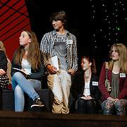 NLD/Scheveningen/20121030 - Uitreiking Talent voor Taal 2012 prijs, kandidaten