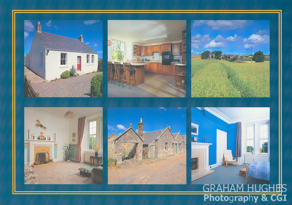 Bradburne & Co Property Brochure. Printed and Designed by West Port Print & Design, St. Andrews. All rights reserved.