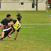 2009-10-30 Flag Football - Hub Wilson
