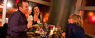 San Jose nightlife, bar in the Marriott hotel, San Jose, California