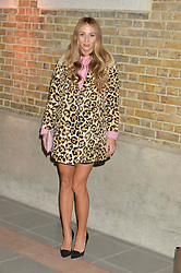 HARLEY VIERA NEWTON at the Future Contemporaries Party in association with Coach at The Serpentine Sackler Gallery, West Carriage Drive, Kensington Gardens, London on 21st February 2015.