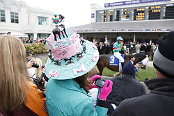The 2010 Breeders Cup Championships were held at Churchill Downs Friday, Nov. 5, 2010. (By Jonathan Palmer