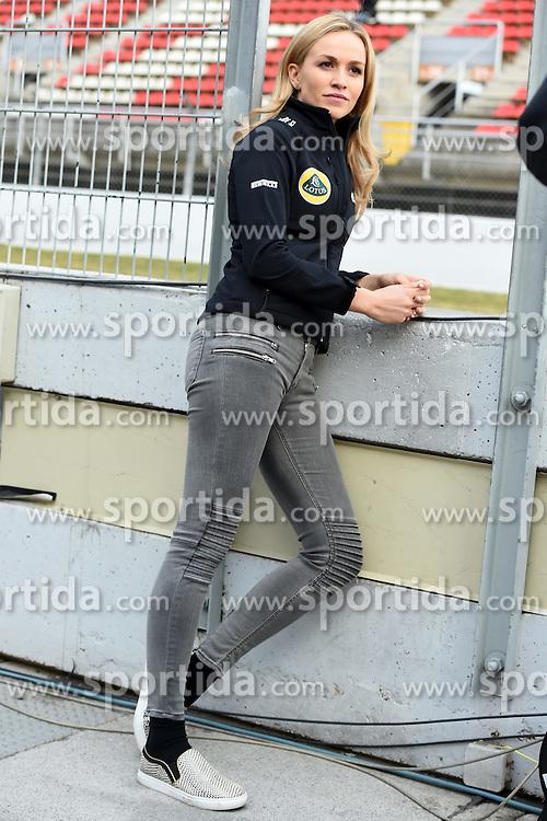 26.02.2015, Circuit de Catalunya, Barcelona, ESP, FIA, Formel 1, Testfahrten, Barcelona, Tag 1, im Bild Caremn Jorda (ESP) Lotus F1 Development Driver // during the Formula One Testdrives, day one at the Circuit de Catalunya in Barcelona, Spain on 2015/02/26. EXPA Pictures &copy; 2015, PhotoCredit: EXPA/ Sutton Images/ Mark Images<br /> <br /> *****ATTENTION - for AUT, SLO, CRO, SRB, BIH, MAZ only*****