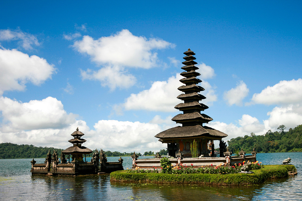 Temple tour of Bali island, Indonesia, South East Asia