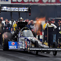In 2012 Antron Brown became the first African American driver to win a championship - and he did it in Top Fuel, the most glamorous class of them all!