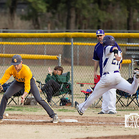 03-17-17 Berryville Baseball vs Prairie Grove