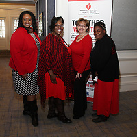 From BJC- Joyce Akins, Bertha Morris, Sue Turner, Angelina Richardson