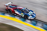 March 12-15, 2019: 1000 Miles of Sebring, World Endurance Championship. 67 Ford Chip Ganassi Racing, Ford GT, Andy Priaulx, Harry Tincknell