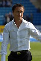 Photo: Ashley Pickering.<br /> Gillingham v Leeds United. Coca Cola League 1. 29/09/2007.<br /> Leeds manager Dennis Wise