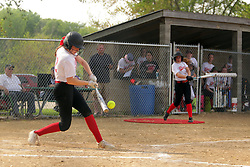 16  May  2019:   Le Roy Panthers v Heyworth Hornets  IHSA Class 1A Softball Regional Final at Centennial Park in Heyworth IL<br /> <br /> 12