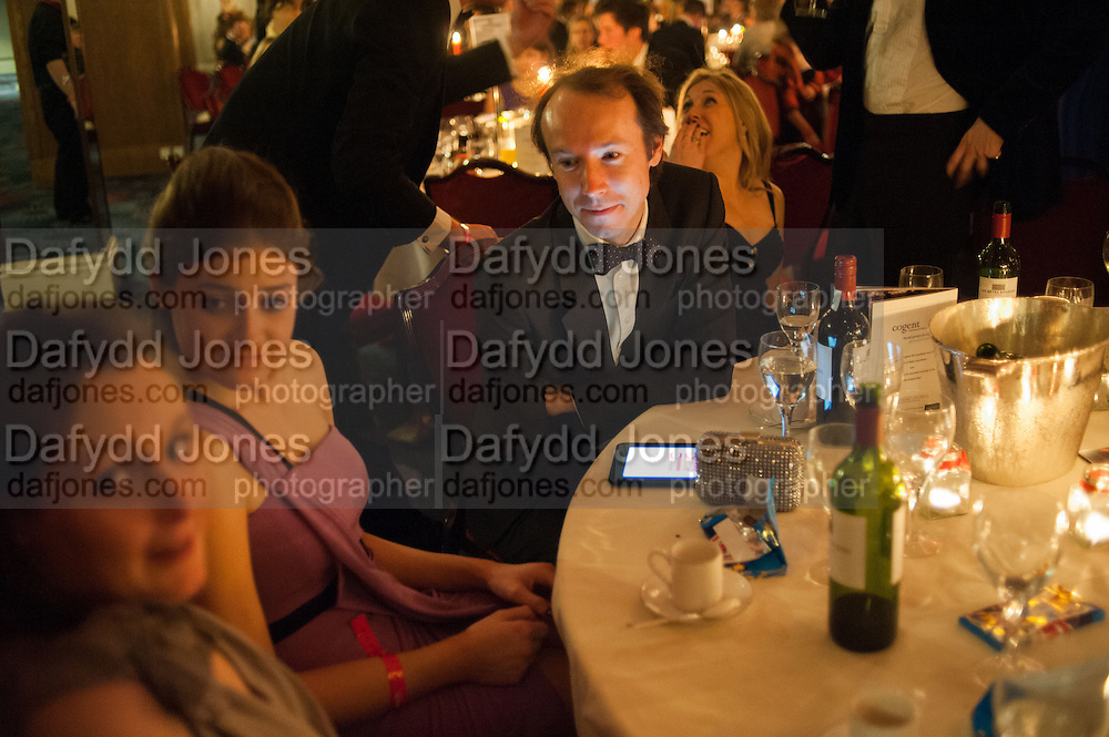 SOPHIA MACMILLAN; ROSIE FOX; MARCUS DAWES, THE 35TH WHITE KNIGHTS BALLIN AID OF THE ORDER OF MALTA VOLUNTEERS' WORK WITH ADULTS AND CHILDREN WITH DISABILITIES AND ILLNESS. The Great Room, Grosvenor House Hotel, Park Lane W1. 11 January 2014
