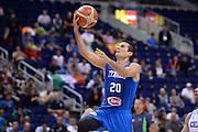 DESCRIZIONE : Berlino Eurobasket 2015 Islanda Italia<br /> GIOCATORE : Andrea Cinciarini<br /> CATEGORIA : penetrazione sottomano<br /> SQUADRA : Italia<br /> EVENTO : Eurobasket 2015<br /> GARA : Islanda Italia<br /> DATA : 06/09/2015<br /> SPORT : Pallacanestro<br /> AUTORE : Agenzia Ciamillo&shy;Castoria/M.Longo<br /> Galleria : Eurobasket 2015<br /> Fotonotizia : Berlino Eurobasket 2015 Islanda Italia