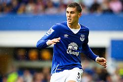 Everton's John Stones  - Mandatory byline: Matt McNulty/JMP - 07966386802 - 23/08/2015 - FOOTBALL - Goodison Park -Everton,England - Everton v Manchester City - Barclays Premier League