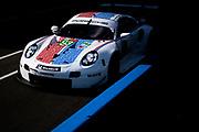 June 10-16, 2019: 24 hours of Le Mans. 93 PORSCHE GT TEAM, PORSCHE 911 RSR, Patrick PILET, Earl BAMBER,  Nicholas TANDY , morning warmup