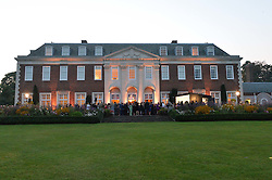 WINFIELD HOUSE at a party hosed by the US Ambassador to the UK Matthew Barzun, his wife Brooke Barzun and editor of UK Vogue Alexandra Shulman in association with J Crew to celebrate London Fashion Week held at Winfield House, Regent's Park, London on 16th September 2014.