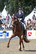 Britt Marie Ivarsson - Charles 77<br /> FEI World Breeding Dressage Championships for Young Horses 2012<br /> © DigiShots