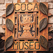 In the heart of La Paz, a museum to the medicinal Coca leaf