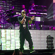 2010 Jay Z and Eminem Concert in NYC