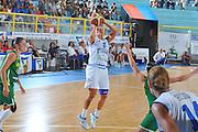 DESCRIZIONE : Cagliari Qualificazioni Campionati Europei 2011 Italia Lituania<br /> GIOCATORE : Chiara Pastore<br /> SQUADRA : Nazionale Italia Donne<br /> EVENTO : Qualificazioni Campionati Europei 2011<br /> GARA : Italia Lituania<br /> DATA : 11/08/2010 <br /> CATEGORIA : Tiro<br /> SPORT : Pallacanestro <br /> AUTORE : Agenzia Ciamillo-Castoria/M.Gregolin<br /> Galleria : Fip Nazionali 2010 <br /> Fotonotizia : Cagliari Qualificazioni Campionati Europei 2011 Italia Lituania<br /> Predefinita :