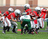 Football 2011 Warriors Pee Wee vs Allegany