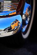 Classic Car Reflections