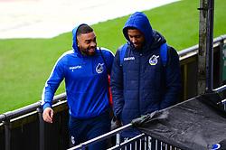 Players arrive before the game - Mandatory by-line: Dougie Allward/JMP - 15/02/2020 - FOOTBALL - Memorial Stadium - Bristol, England - Bristol Rovers v Blackpool - Sky Bet League One