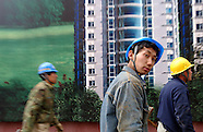Beijing Migrant workers