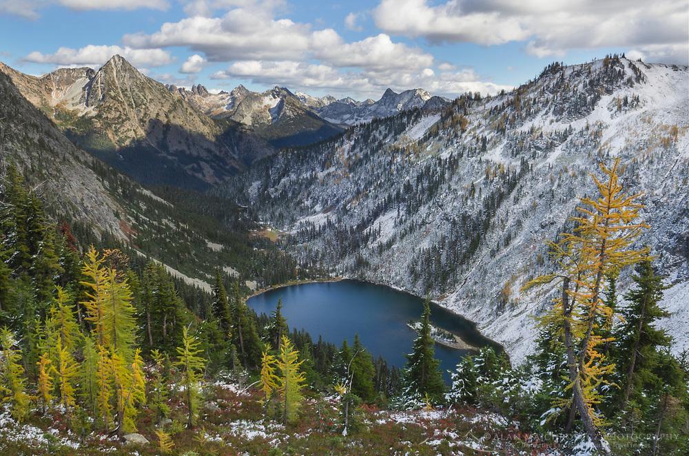 Lake Ann North Cascades