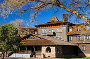 El Tovar Hotel (National Historic Landmark), Grand Canyon National Park, Arizona USA