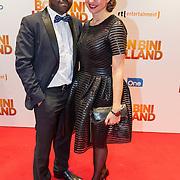 NLD/Amsterdam/20151207- Filmpremiere Bon Bini Holland, ...........