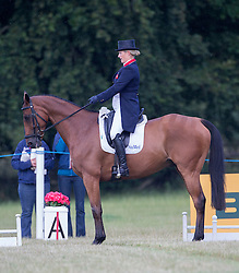 Zara Phillips at Gatcombe Park<br />
