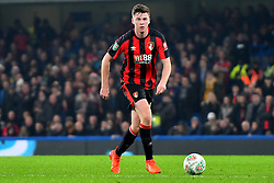 December 20, 2017 - London, Greater London, United Kingdom - Bournemouth's Jack Simpson during the Carabao Cup Quarter - Final match between Chelsea and AFC Bournemouth at Stamford Bridge, London, England on 20 Dec 2017. (Credit Image: © Kieran Galvin/NurPhoto via ZUMA Press)